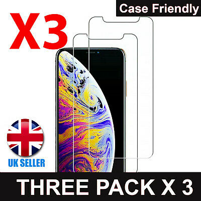 Premium Gorilla Screen Protector For New iPhone XR XS Max 11 PRO Tempered Glass