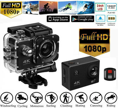 Waterproof 30M SJ4000 HD 1080P Ultra Sports Action Camera Mini Cam Camcorder HOT