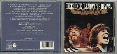 Creedence Clearwater Revival - Chronicle, Vol. 1  (CD, Oct-1991 Fantasy)