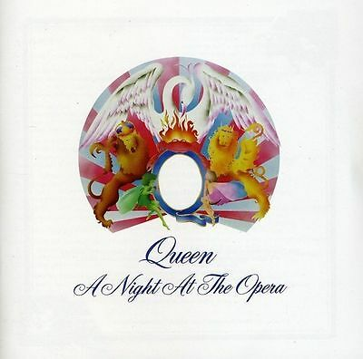 Queen - A Night At The Opera   (Cd 2011) New   Import    11 Tracks