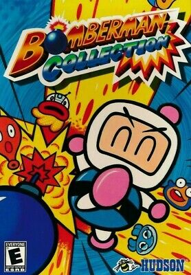 Bomberman Collection - Q3 World - PC Arcade CD-ROM Game - Brand New & Sealed