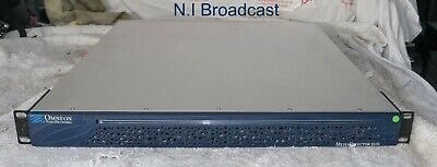 1xOmneon  Harmonic MCP2101 media director with dual channel host support 2101