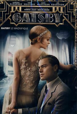 The Great Gatsby DVD, 2013 2 Disc With Digital Code Bilingual