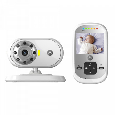 Motorola MBP622 Video Baby Monitor 2.4 inch screen