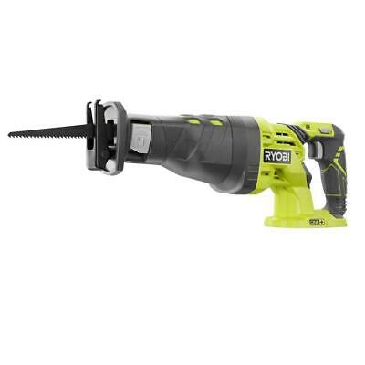 RYOBI Cordless Reciprocating Saw 18 Volt Electric Power Tool Wood Cutting Shop