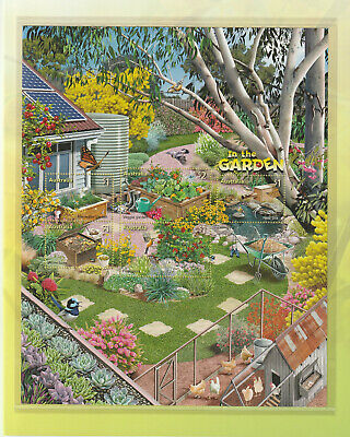 Australia 2019 : Stamp Collecting Month - In the Garden, Large Stamp pack