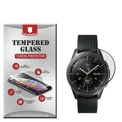 For Samsung Galaxy Watch 42mm Tempered Glass Screen Protector [Bubble Free]