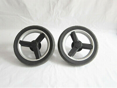 Babystyle Oyster Max 2 Replacement Rear Back Wheels Fits Oyster Max 1