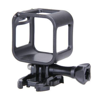 Low Profile Housing Frame Cover Case Mount Holder for GoPro Hero 4 5 Sessio #3D