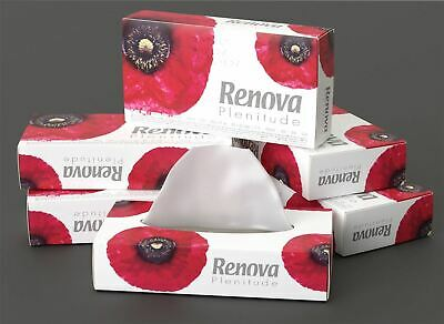Renova Plenitude 2Ply Facial Tissues 30 Boxes with 80 Tissue Paper Per Box