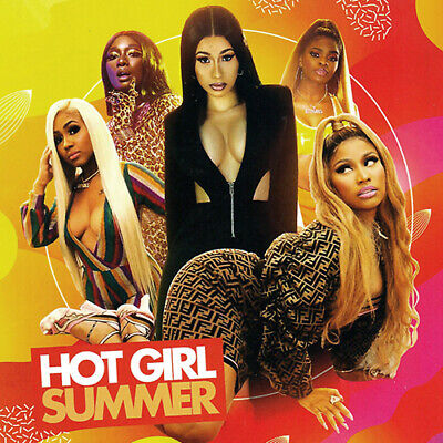 The Empire - Hot Girl Summer Mixtape