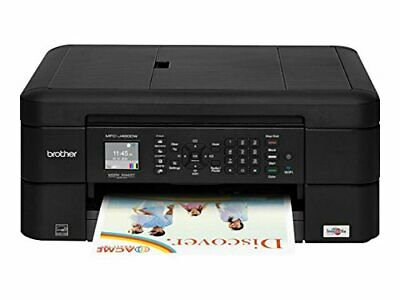 NEW Brother MFC-J460DW Wireless Color Inkjet All-in-One Print Copy Scan Fax NIB