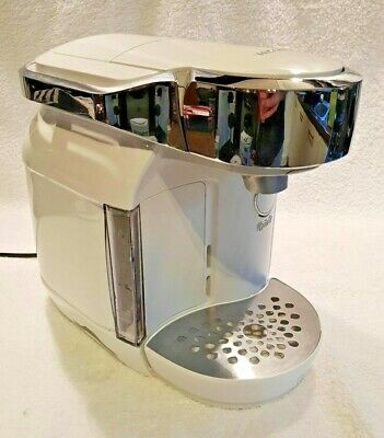 Bosch Tassimo TAS7004GB Caddy coffee Machine White & Chrome
