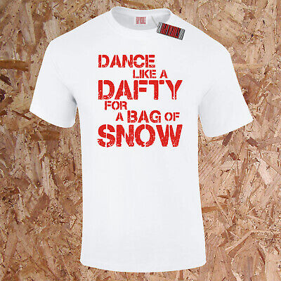 Gerry Cinnamon T-Shirt Dance Like a Dafty What Have You Done Scottish Belter