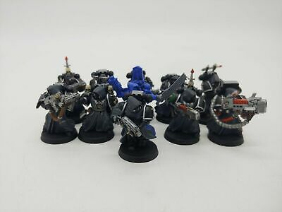 WARHAMMER 40K FALLEN Dark Angels Chaos Space Marine Army