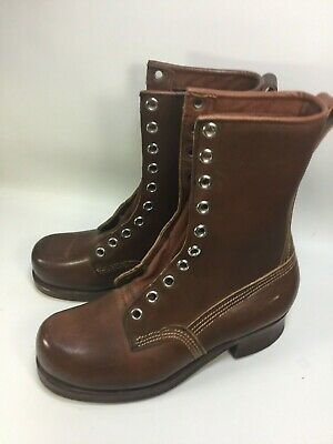 d662b3a4a51 BOOTS RED DAWG Size 13 Logging Woodland Baileys NEW in Box High ...