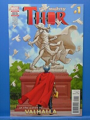 Thor #6 Women of Marvel Variant Edition Marvel Comics CB9871