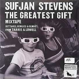 Sufjan Stevens - The Greatest Gift (Outtakes, Remixes & Demos From Carrie & Lowe