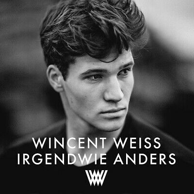 WEISS WINCENT - Irgendwie anders, 1 Audio-CD