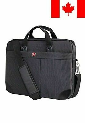 Swiss Gear International Carry-On Size Notebook Bag - Holds Up to 15.6-Inch L...
