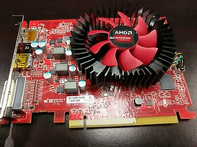 DELL AMD RADEON RX 550 4GB GDDR5 GPU Video Card for Dell Optiplex