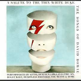 Various - A Salute To The Thin White Duke - The Songs Of David Bowie (Vinyl)