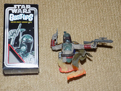 Gentle Giant, Boba Fett, Star Wars, 2005 Bust-Ups Series 3 With Box