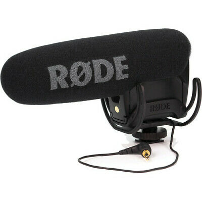 Rode Video Mic Pro with Deadcat