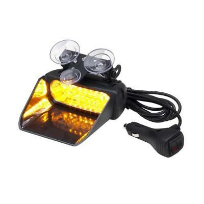 Whelen Avn1 Avn1A Avenger Super Led Dash Deck Light * Warranty * New - Amber 🔶