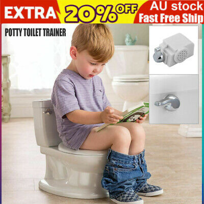AU Portable Infant My Size Potty Toilet Trainer Battery Training Toddler ML