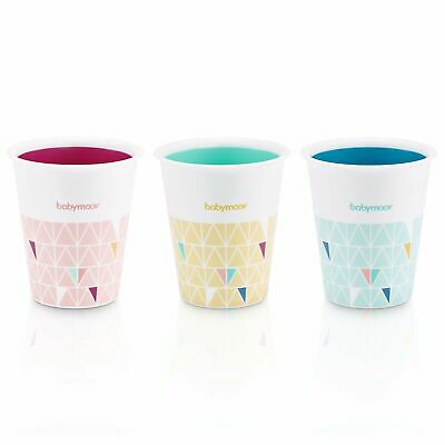 Kids Childs Non-Slip Cup Blue A005007 Babymoov Baby