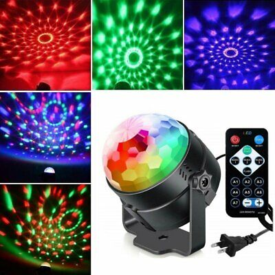 Mini RGB LED Laser Projector DJ Club Disco KTV Party Bar Stage Effect Ball Light