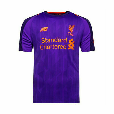 2019/20 Men's Football Shirt Jersey Shirt Purple Size S,M,L,XL English Clubs UK