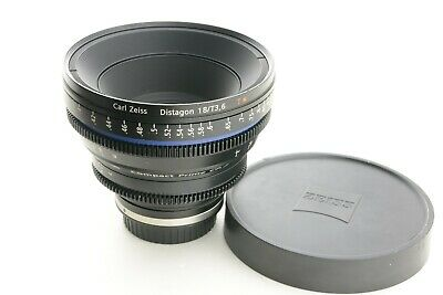 Carl Zeiss Distagon 18 mm T3.6 Compact Prime CP.2  für Canon EF