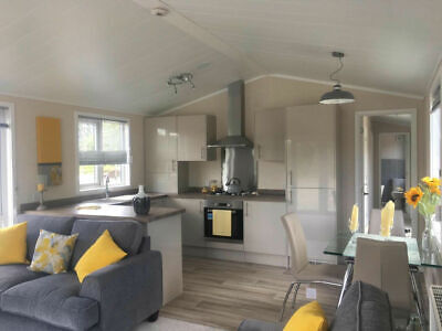 Pre-Owned OBS Indulgence Luxury Lodge 2 Bed - Bridlington