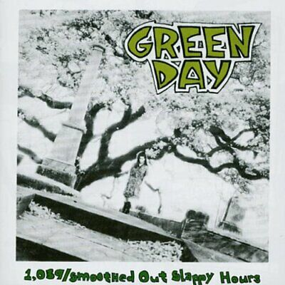 Green Day - 1039/Smoothed Out Slappy Hours (CD) (1997)