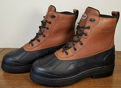 efcca346236 IRON AGE WORK Boots - Mens, Brown, Size 13W, #IA0104 - $55.00   PicClick