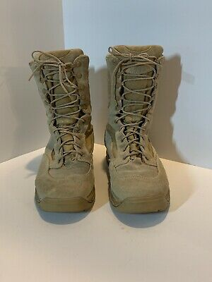 925b2057d71 NEW DANNER TANICUS Desert Rough-Out Military Boots, 8
