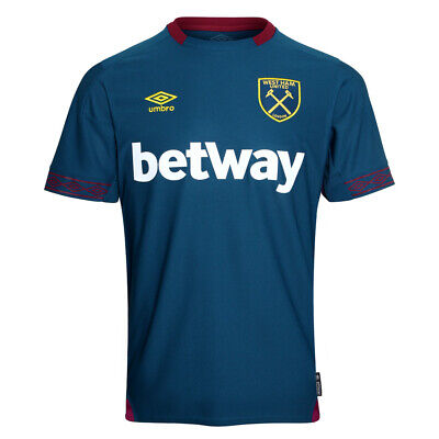 New! West Ham United 2018/19 Away Shirt