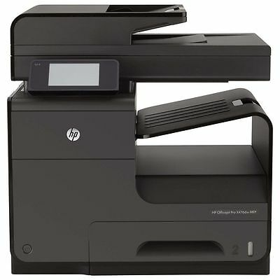 HP Officejet Pro X476dw All-In-One Inkjet Printer refurbished tested