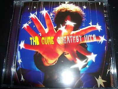The Cure Greatest Hits Very Best Of (Australia) 18 Track CD - Lieke New