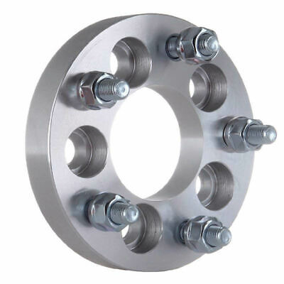 1x Land Rover 50mm Wide Aluminium Wheel Spacers Defender Discovery Range Rover