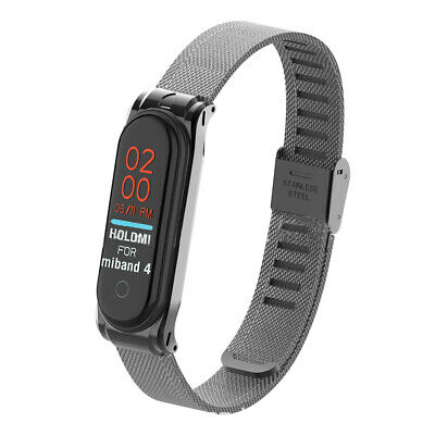 Luxury Wrist Bracelet  Band Watch Strap Buckle Replacement for Xiaomi MI Band 4
