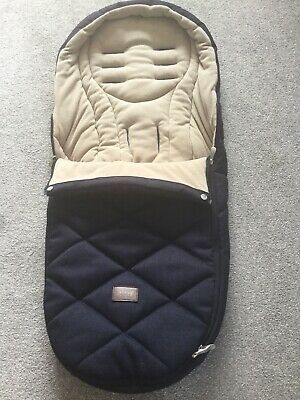 Mamas And Papas Cold Weather Footmuff - M&P Cosytoes - Armadillo, Ocarro, Urbo2
