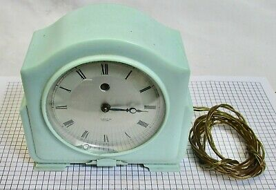 Smith's Sectric - an early electric clock. No reserve.