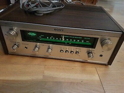 Sony STR-7015 vintage stereo receiver in great condition