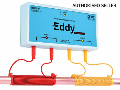 ED6002P-UK  EDDY ELECTRONIC WATER DESCALER - Alternative to a Water Softener
