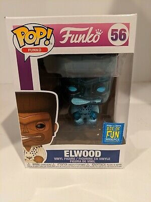 Funko Pop! Blue Elwood Box of Fundays 2019 LE 3000