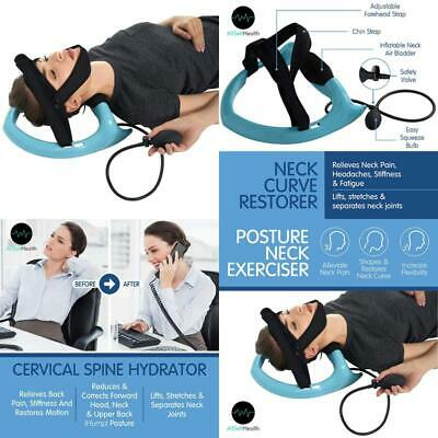 Posture Neck Exercising Cervical Spine Hydrator Pump    Relief For Stiffness, Re