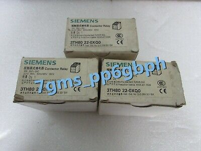 1pc NEW IN BOX Siemens Contactor 3TH8022-0XQ0